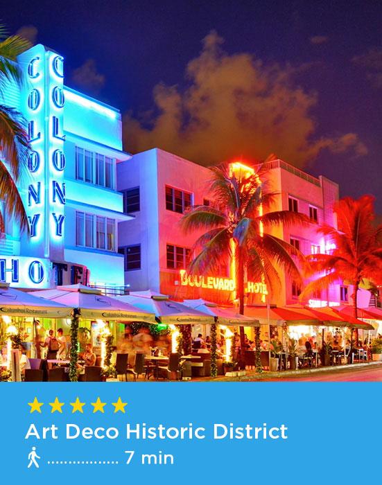 Historic District Art Deco