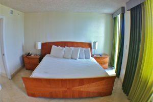 One Bedroom Ocean Front Suite